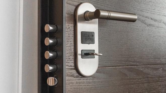 fabricacion puertas de seguridad