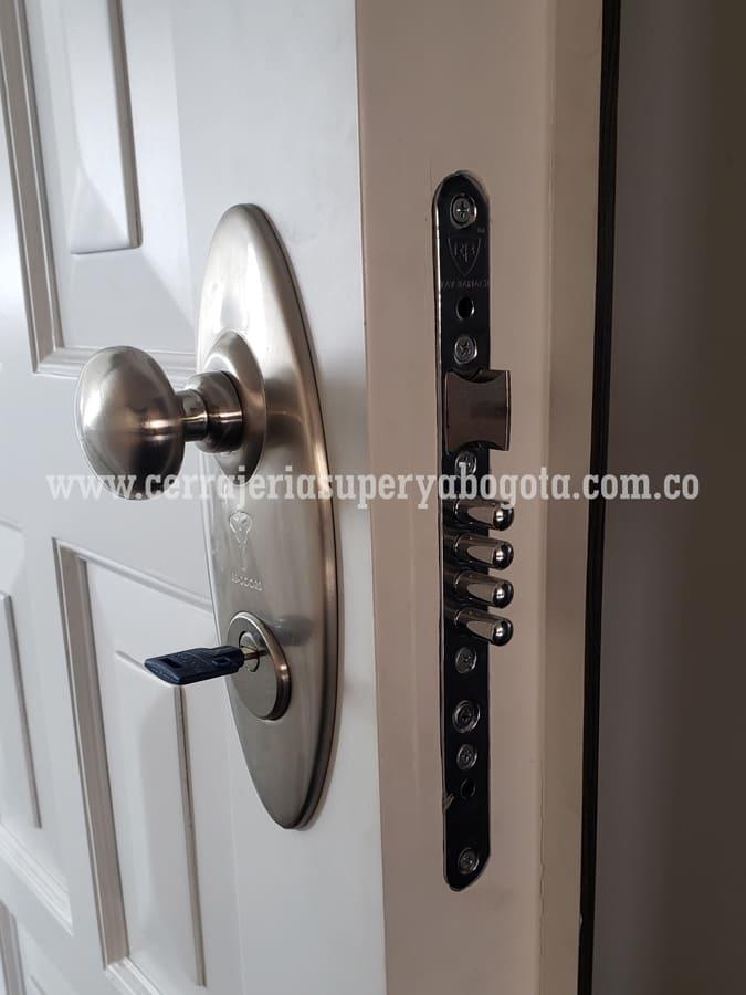 Venta y fabricacion de puertas de seguridad
