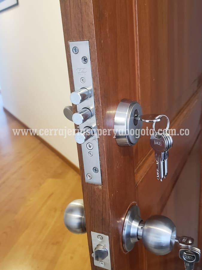 cerraduras para puertas de seguridad